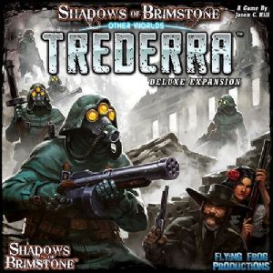 Shadows of Brimstone: Trederra Otherworld Deluxe Expansion